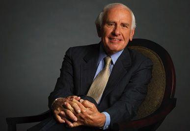 Джим рон - філософ бізнесу і успіху