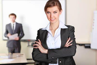 жінка-лідер