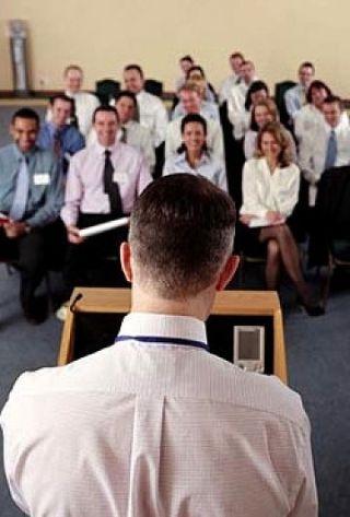 Як подолати страх публічних виступів?
