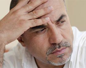 Криза середнього віку у чоловіків: симптоми і наслідки