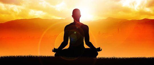 Медитація перед сном