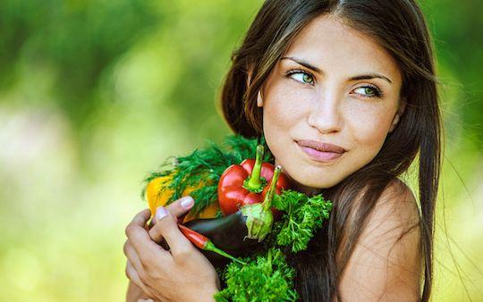 Вегетаріанська дієта на тиждень